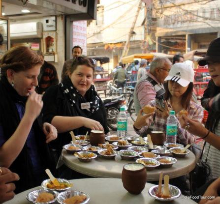 Old Delhi Street Food Walk