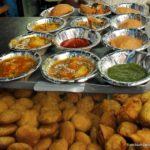 Food walk Delhi