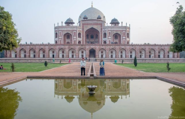New Delhi Monuments Photo Tour