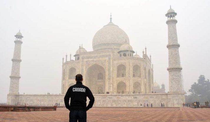 Taj Mahal Agra photo walks